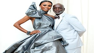 Bridal Bliss Exclusive: 'RHoA's' Cynthia and Peter