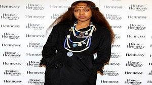 Star Gazing: Erykah Badu Deejays 'Game Over' Party