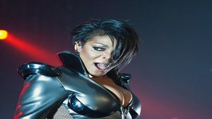 Star Gazing: Janet Jackson Goes Futuristic in Indonesia