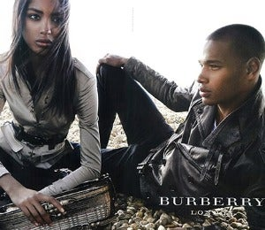 Burberry Unveils New Campaign with Jourdan Dunn