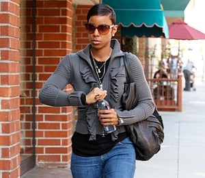 Star Gazing: Kelly Rowland's Beverly Hills Street Chic