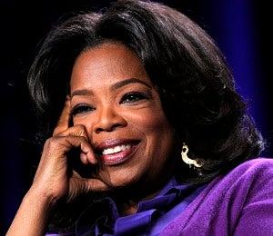 Oprah Winfrey and Staffers Take Vegan Challenge