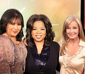 Star Gazing: Pam Grier and Bo Derek Visit 'Oprah'