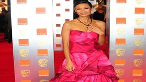 Star Gazing: Thandie Newton is Rosy at BAFTA Awards