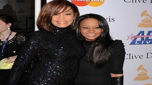 Star Gazing: Whitney and Bobbi Kristina Rock LBDs