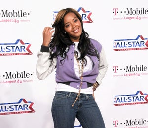 Star Gazing: Angela Goes Sporty for All-Star Weekend