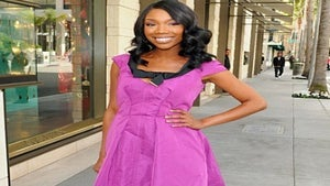 Star Gazing: Brandy at 'Basketball Wives' Charity Event