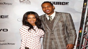 Coffee Talk: LaLa and Carmelo's Reality Show Renewed