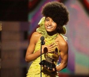 Esperanza Spalding on Her 'Best New Artist' Grammy