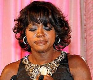 Viola Davis' Emotional 'BWIH' Acceptance Speech