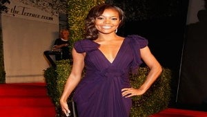 Star Gazing: Gabrielle Attends Vanity Fair Oscar Party