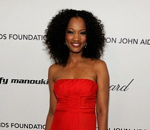 Star Gazing: Garcelle Shines in Red and Gold