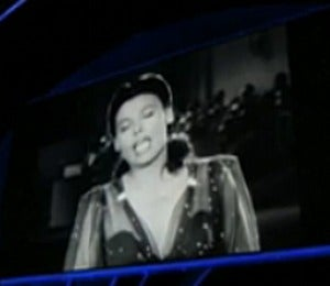 Halle Berry Pays Tribute to Lena Horne at Oscars