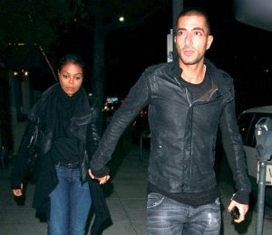 Star Gazing: Janet and Wissam Have a Dinner Date