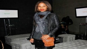 Star Gazing: Joy Bryant at Vanity Fair Event