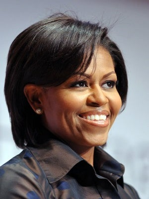 Michelle Obama Attacked by Limbaugh for Eating Habits
