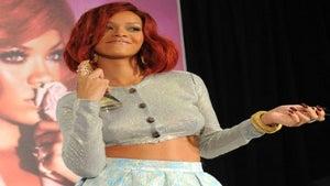 Star Gazing: Rihanna at Reb'l Fleur Perfume Launch