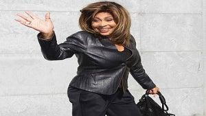Star Gazing: Tina Turner Attends Milan Fashion Week