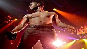 Celeb Cam: Shirtless Men Edition
