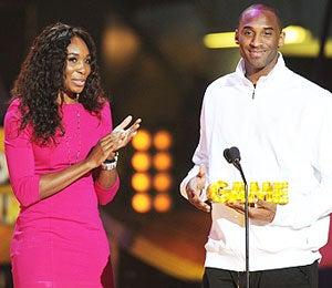 Star Gazing: Venus and Kobe at 'Hall of Game' Awards