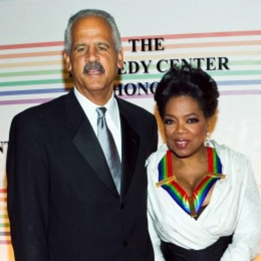 Black Love: Oprah and Stedman Through the Years