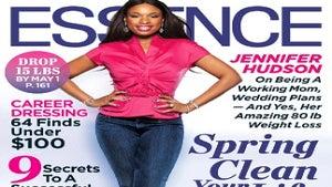Jennifer Hudson Graces the April Cover of ESSENCE