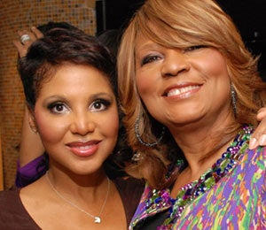 Star Gazing: Toni Braxton and Mom on 'Family Values'
