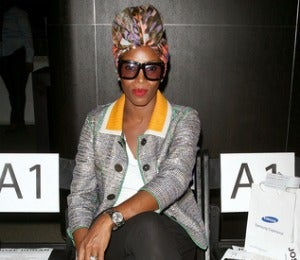June Ambrose Named as a 'Hollywood Powerful Stylist'