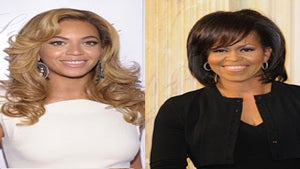 Beyonce and Michelle Obama Team Up for 'Let's Move'