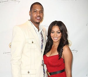 Carmelo and LaLa Look for New Home in New Jersey