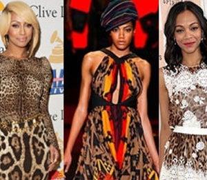 Celeb Style: Ethnic Chic