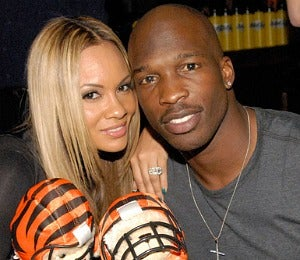Ochocinco and Evelyn Lozada in No Hurry to Marry