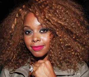 Hot Hair: Chrisette Michele's Curly New 'Do