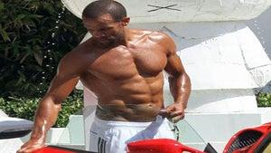 Star Gazing: Shirtless Craig David Gives Miami Heat