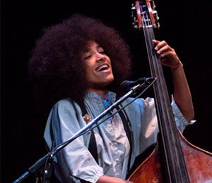 Esperanza Spalding Says Prince Offers 'A Lot of Advice'