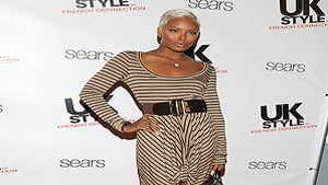 Star Gazing: Eva Marcille Attends 'UK Style' Launch
