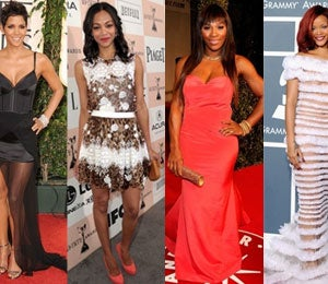 Celeb Style: Award Season Red Carpet Edition
