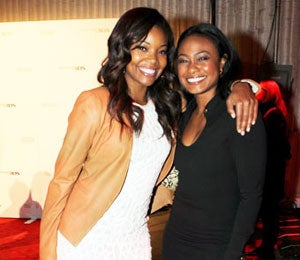 Star Gazing: Gabrielle and Tatyana's Girl's Night Out