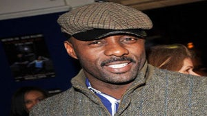 Star Gazing: Idris Elba Takes In Some Theatre