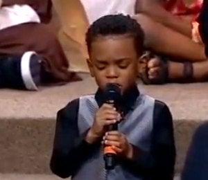 Must-See: 5-Year-Old's Heartfelt Prayer Goes Viral