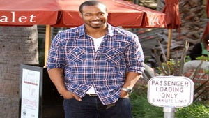 Star Gazing: Isaiah Mustafa Out to Lunch