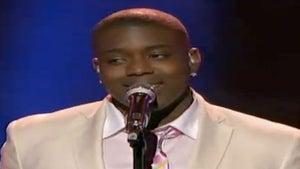 Must-See: Jacob Lusk on 'American Idol'