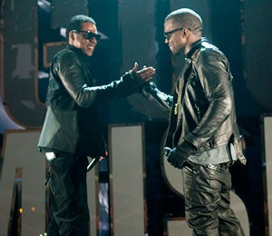 Star Gazing: Jay and Kanye Shake On It at SXSW