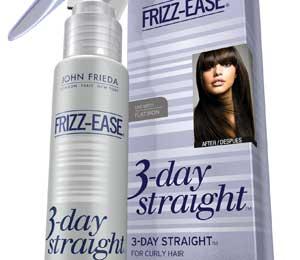 Miracle Worker: John Frieda 3 Days Straight Spray