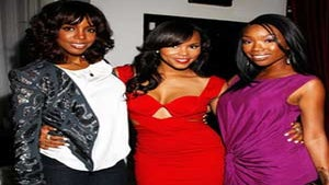 Star Gazing: Kelly and Brandy Celebrate LeToya's Bday