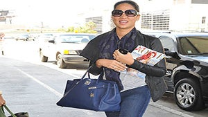 Star Gazing: Kimora Lee Simmons Travels in Style