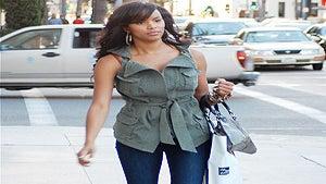 Star Gazing: LeToya's Beverly Hills Shopping Trip