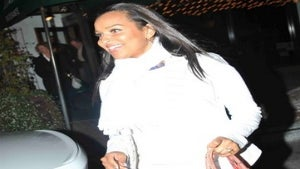 Star Gazing: Lisa Raye Goes Out for Dinner in L.A.