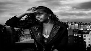 Exclusive: Behind-the-Scenes at Melanie Fiona Shoot