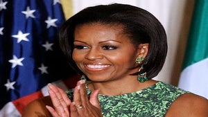 First Lady Diary: Mrs. Obama Celebrates St. Paddys Day